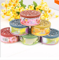 Solid Air Freshener fragrance Agent Deodorant Home  Freshener 4 pcs/lot Free Shipping Wholesales