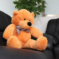 Free Shipping Hot 80CM New Big Plush Sleepy Teddy Bear Soft 100% 3 Colors 3 Birthday Gift