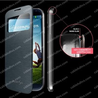 Samsung S4 protector 9H Premium Tempered Glass Protector Film for Samsung S4,Toughened Protective Film(gift Package)