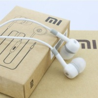 Free shipping!high quality xiaomi m2 m1 1s In-Ear Earphone Noise Isolation XIAOMI Headphone headset with MIC & remote retail box