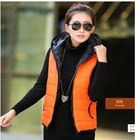 Vest Jacket sleeve autumn winter season  sleeveless jacket wholesale and retail