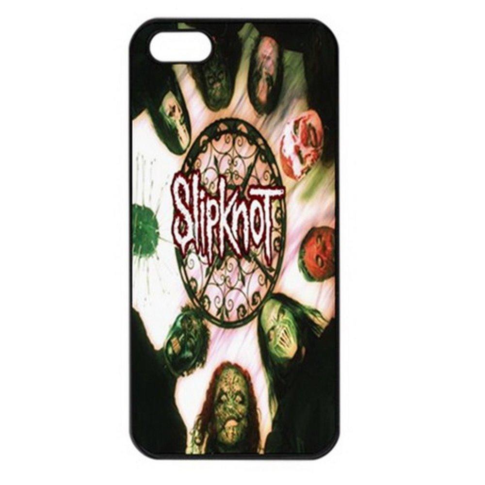 Slipknot Rock caso tampa do telefone celular para Apple iPhone 5 5S casos para i Phone 5 5S(China (Mainland))