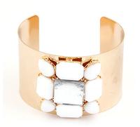 Min.order is $10 (mix order) SJB555 Fashion rhinestone open cuff bracelet bangle jewelry!Free shipping!! cRYSTAL sHOP SJB317