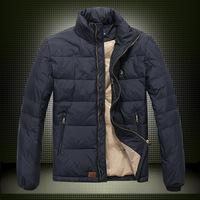 2014 brand jacket men's  jacket outdoor jacket leisure luxury thick jacket warm down coat wholesale
