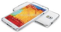 Fashion 0.7mm Ultra-thin Aluminum Metal Bumper For Samsung Galaxy Note3 N9000 Love Mei!free shipping!