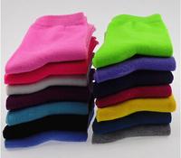 Free Shipping new Sports women socks warm brand socks 2014 girls active socks casual fashion  girls 2014