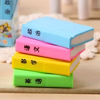 Eraser Correction Supplies Korea Cute Cartoon Shape Eraser Books School Supplies Stationery Cute Kawaii