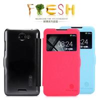 New Original Nillkin fresh leather case for HTC Desire 316 Desire 516 D316d D516t D516w