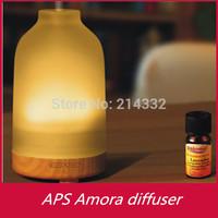 Wholesale 100ml Top glass ultrasonic aroma diffuser electric aroma diffuser aroma lamp diffuser electric fragrance diffuser