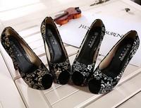 Free shipping ,wholesale 14 cm high heel shoes sexy style,4 cm platform high heel dress shoes,women's pumps, fashion shoes