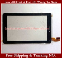 "Original 7"" inch Touch Screen Digitizer Tablet Parts PC AD-C-701749-FPC Touch Panel Sensor Glass Replacement Display"