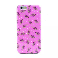 2014 New Fashion for iPhone 6 5.5 inch Hybrid the Heart Colorful silicon TPU soft case cover skin for For iPhone 6 5.5 inch