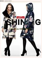 Free shipping France Orders fashion designer  loose casual velvet jacket women