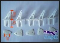 free shipping -30pcs AX  SERVO horn linker /for airplane/hobby plane /RC model/airplane /F3P plane /mini EP plane