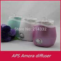 Factory  200ml capacity Ultrasonic aroma oil diffuser air freshener aroma diffuser air purifier ultrasonic aroma mist diffuser