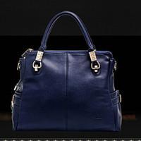New tide  2014 women messenger bag vintage female shoulder bag women fashion tote lady crossbody bag solid handbag hot sales