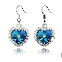 Top Design rhinestone Jewelry fashion Earring