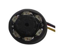 Free shipping 520tvl HD mini home surveillance camera with night vision