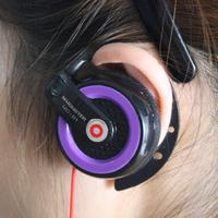 Ear Hook Earphones MP3 MP4 Earphones Mobile Phone Computer Bass Headsets