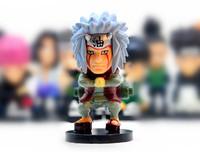 Naruto Mini Action Figure Naruto - Jiraiya 5cm