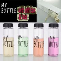 "Retail 1 PCS "" Gift Box "" TODAY'S SPECIAL My Bottle Mondri Fruit Water Bottles Sport Necessary"