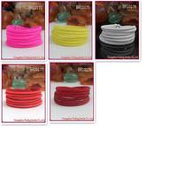 10pcs 2 wrap 6 layer bling rhinestone bracelet bangles New Fashion Trendy women's Jewelry leather wrap bracelets Free Shipping