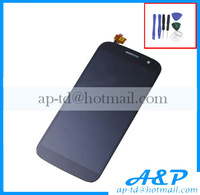 100% Original ZOPO C7 ZP990 Touch Screen + LCD Display for ZOPO C7 ZP990 Phone Black Colorwith HASEE logo