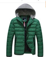tMen's clothing base 2014 new men's cotton padded winter coat male Mianfu male cotton padded jacket