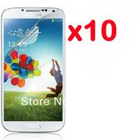 10pcs/Lot! New CLEAR LCD Screen Protector Guard Cover Film For Samsung GALAXY S4 MINI i9190 i9192 i9195