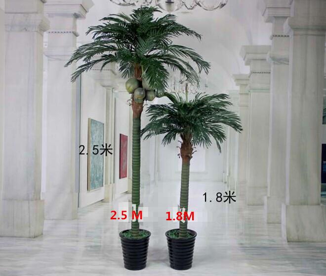 online kaufen gro handel k nstliche palmen aus china. Black Bedroom Furniture Sets. Home Design Ideas