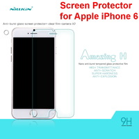 Nillkin Anti-burst Glass Tempered Glass for Apple iPhone 6 4.7inch, Amazing H Nano Screen Protector for  Apple iPhone 6