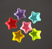 New Silicone Star Pentagram Shape Cake Cup Bakeware Muffin Mold Pullding Modelling Kitchen Cooking Tools Cake Decorating Mould