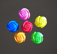 New Silicone Rose Flower Shape Cake Cup Bakeware Muffin Mold Pullding Modelling Kitchen Cooking Tools Cake Decorating Mould