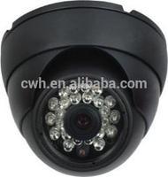 Free shipping 24PCS IR Leds 1280*720P Dome IP Camera waterproof,IR Distance 10-15M