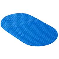 Fashion Multipurpose PVC material Oval Home Security Bathroom Massage Anti-Skid Bath Mat