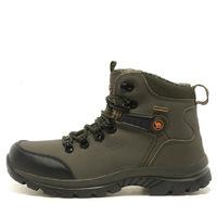 2014 winter models plus thick velvet Mens slip resistant waterproof high-top hiking outdoors snow Mianxie