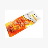 8PCS/Pack Copper RHS-03 RAM Heatsink For Notebook DDR DDR2 DDR3 Heat Sink Radiator