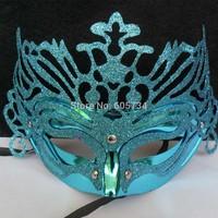 Free shipping Hot Sale 10 pcs/ lot  Sexy golden cutout  mask masquerade mask cosplay masks halloween costume