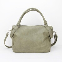 """H042 light green PU ladies bags, 13.5 x 5 x 11""""(L*W*H)Interior Structure:3 small pockets,Free shipping"""