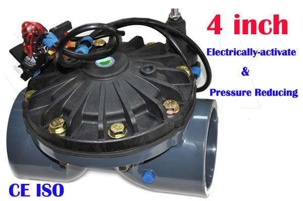 popular electric water pressure regulator valve from china best selling elect. Black Bedroom Furniture Sets. Home Design Ideas