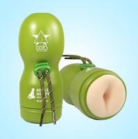 Cheap COB Wild Girl Anal Sex Pleasure Male Masturbation Cup Ass Sex Products