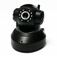 New pan/tilt onvif p2p 720p indoor network security  ip camera wifi wireless with two way auio