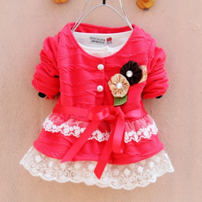 new arrive fashion baby dress girls dresses kids autumn