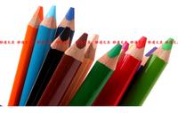 MARCO 24 color paints a pencil mark 1650-12 Coarse triangular rod color pencil The stick color lead