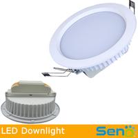Hot sale led light 3 years warranty 5inch 15W Samsung SMD5630 LED downlight High brightness CRI>80 AC85-265V CE RoHS approval
