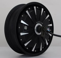 New Design 4000W 12inch Brushless Hub Motor for electric scooter,motorcycle