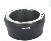 OM-FX lens adapter for Olympus OM to Fujifilm FX X Mount X-Pro1 Camera