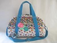 2014 NEW women brand kip travel bags large capacity waterproof nylon handbag monkey messenger bag 9 colors free shipping