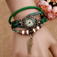 Retail free shipping New fashion Vintage watches Ladies' watches fashion bracelet quartz watches digital watch