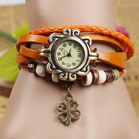 Retail free shipping New fashion Vintage women watches women wristwatches